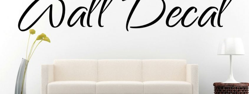 Wall stickers design your own be your own kind of for Design your own wall mural