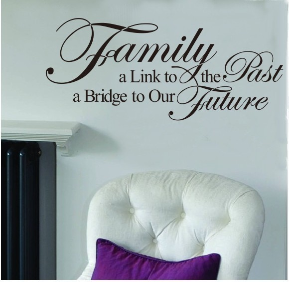 Family Link – wall art decal