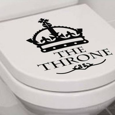 The Throne wall decal sticker