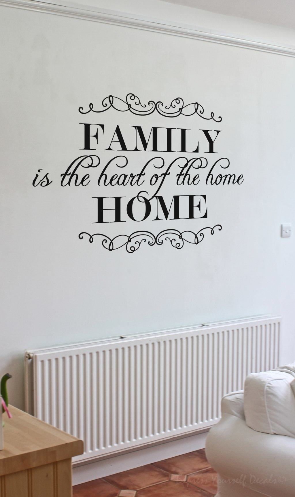 Home Wall Decals is the heart of the home wall decal
