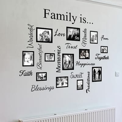 Family word quote gallery Family quote & picture frame gallery, Family word quote gallery Family quote & picture frame gallery