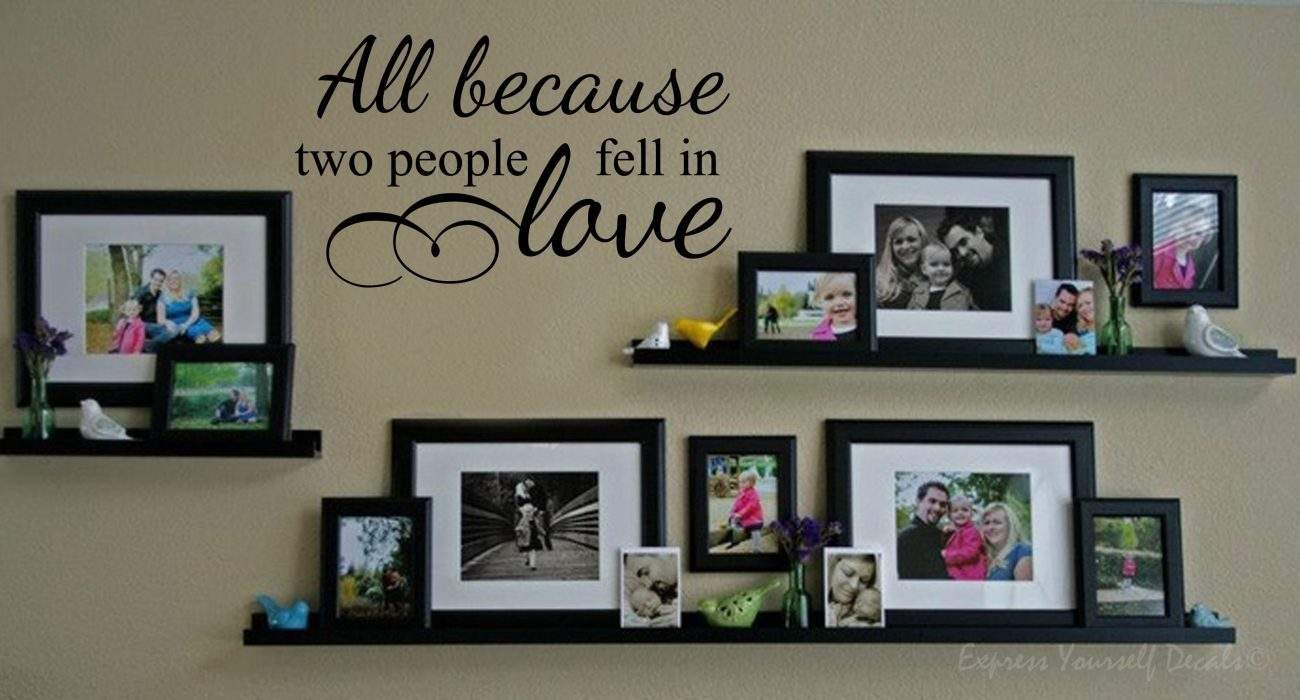 All because wall decal