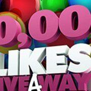 30,000 likes on facebook
