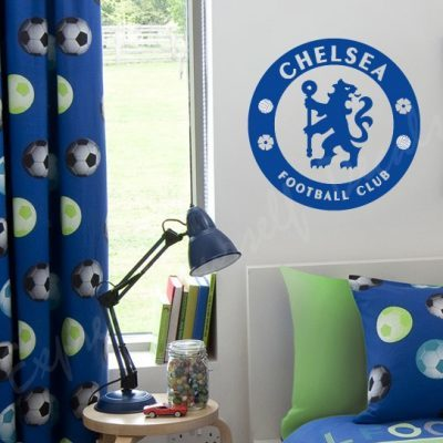 Chelsea crest wall art decal