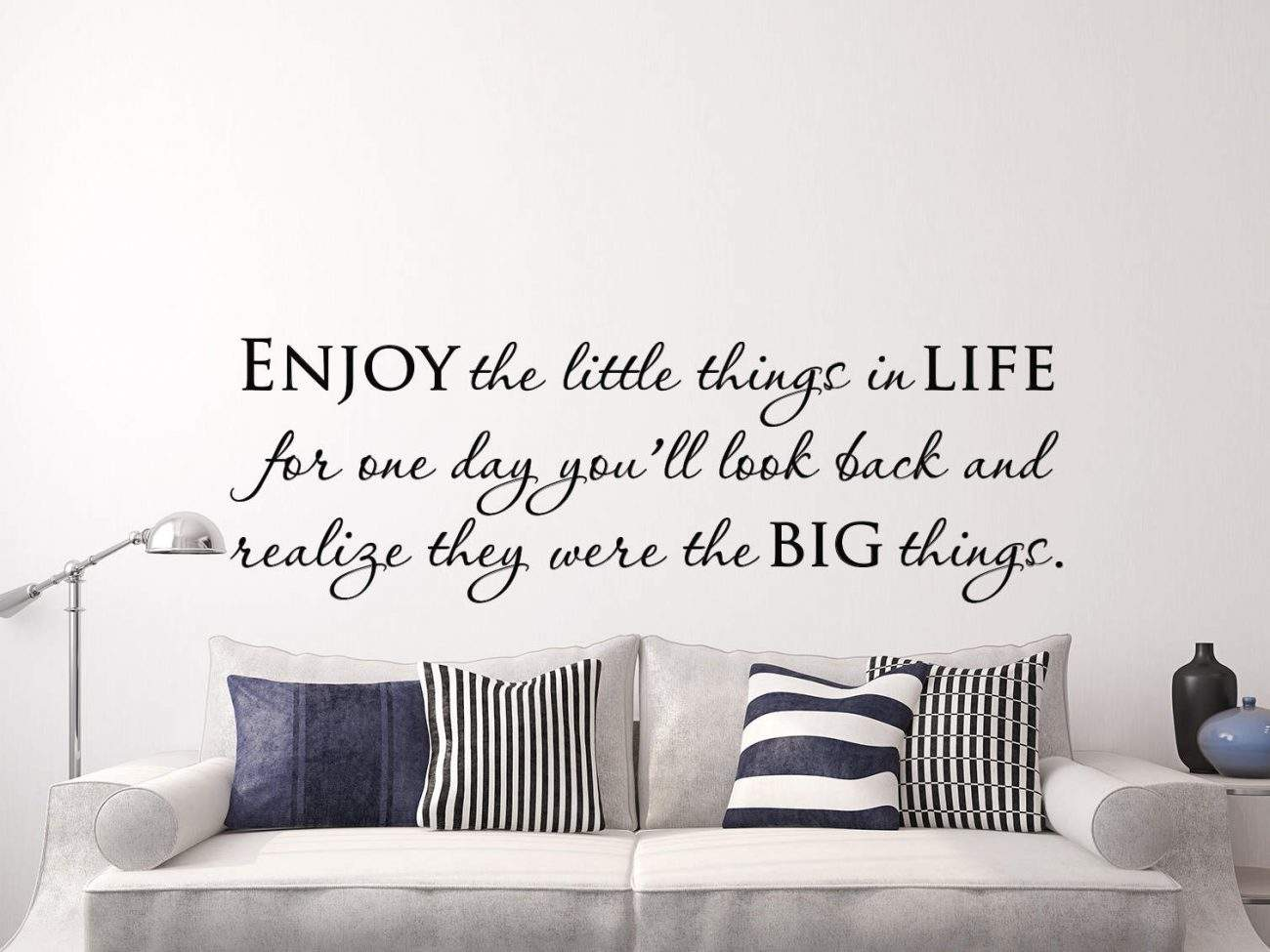 Wall decals   Little things wall art decal