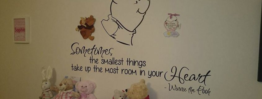 Nursery decals