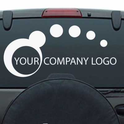 Business Logo - vehicle decal sticker