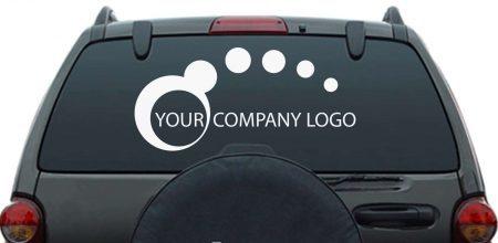 Business Logo - vehicle decal sticker