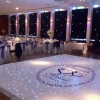 Wedding dance floor decal sticker