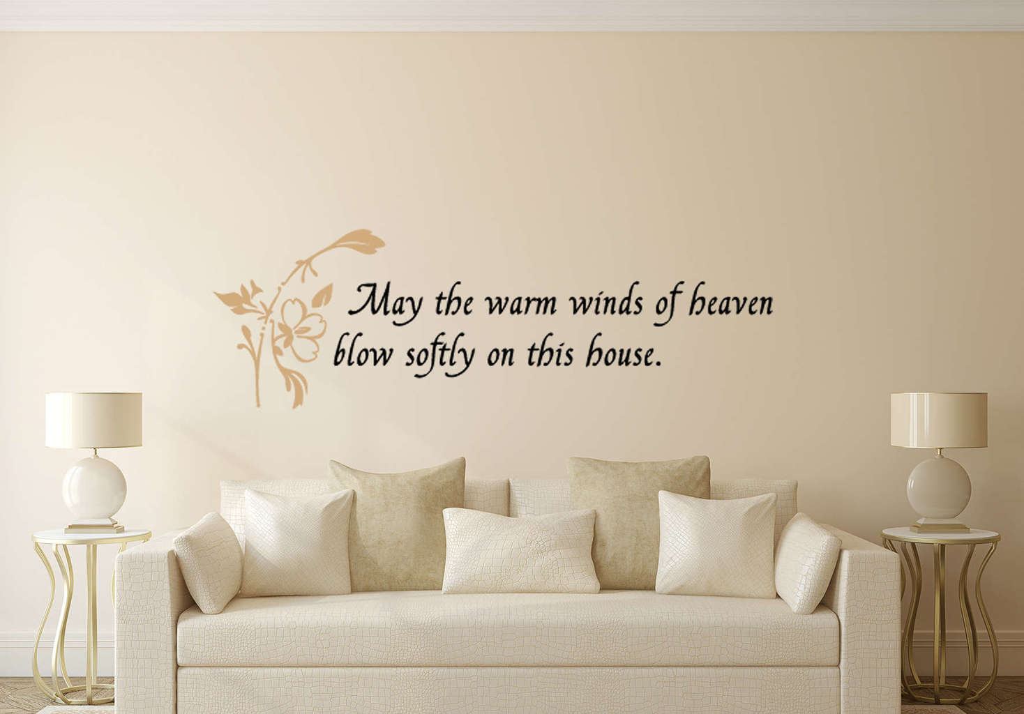 Warm Winds Of Heaven Wall Decal Sticker Part 23