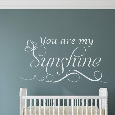 Exceptionnel My Sunshine Wall Decal Sticker
