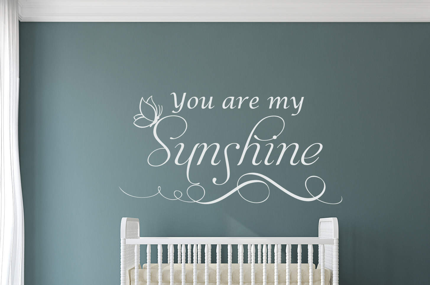 Charmant My Sunshine Wall Decal Sticker