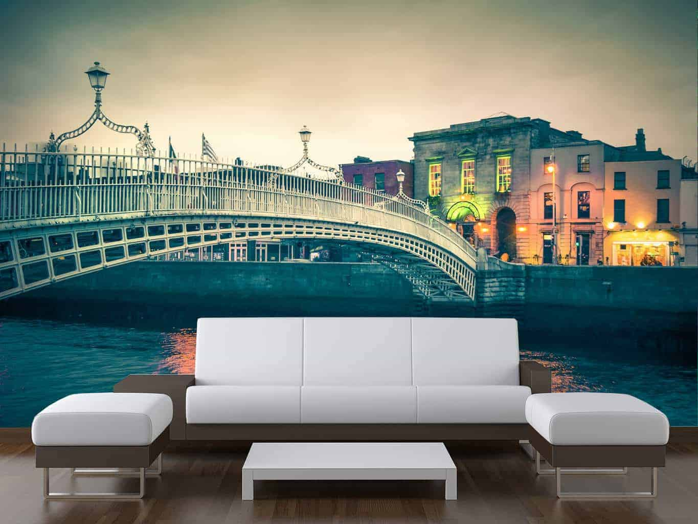 Made to measure wall murals will bring life and vibrancy for Dublin wall mural