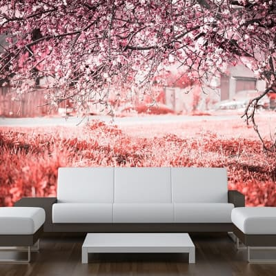Blossom Tree Wall Mural