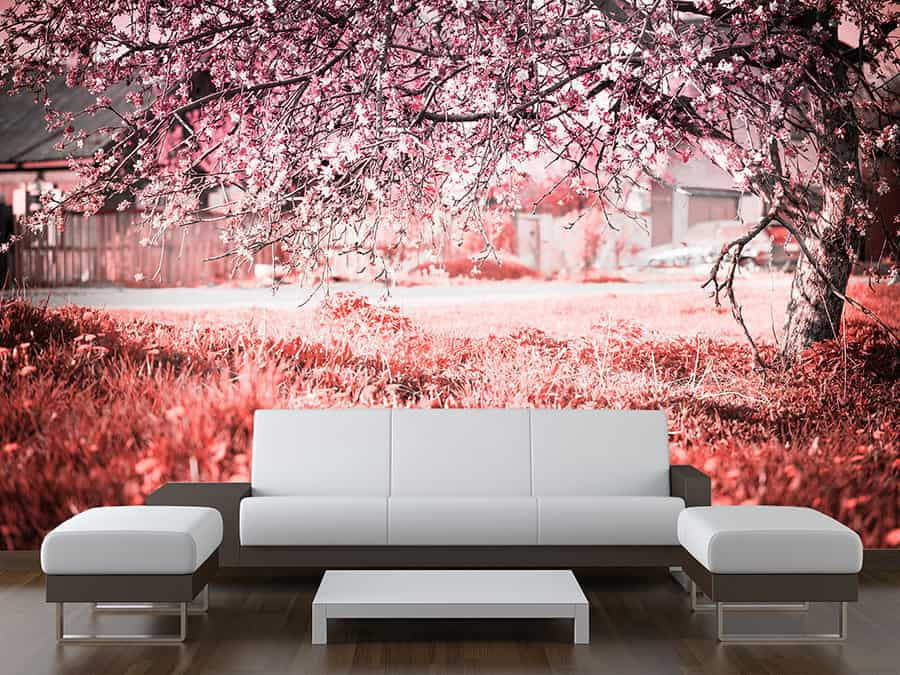 made to measure wall murals will bring life and vibrancy. Black Bedroom Furniture Sets. Home Design Ideas