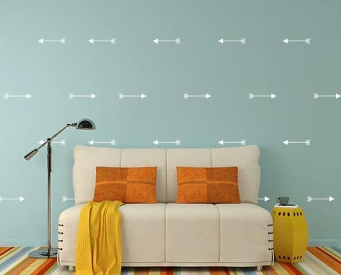 Arrow Wall Decal Set