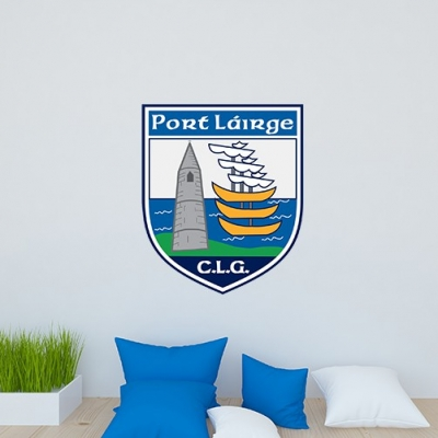 Waterford Crest Wall Decal