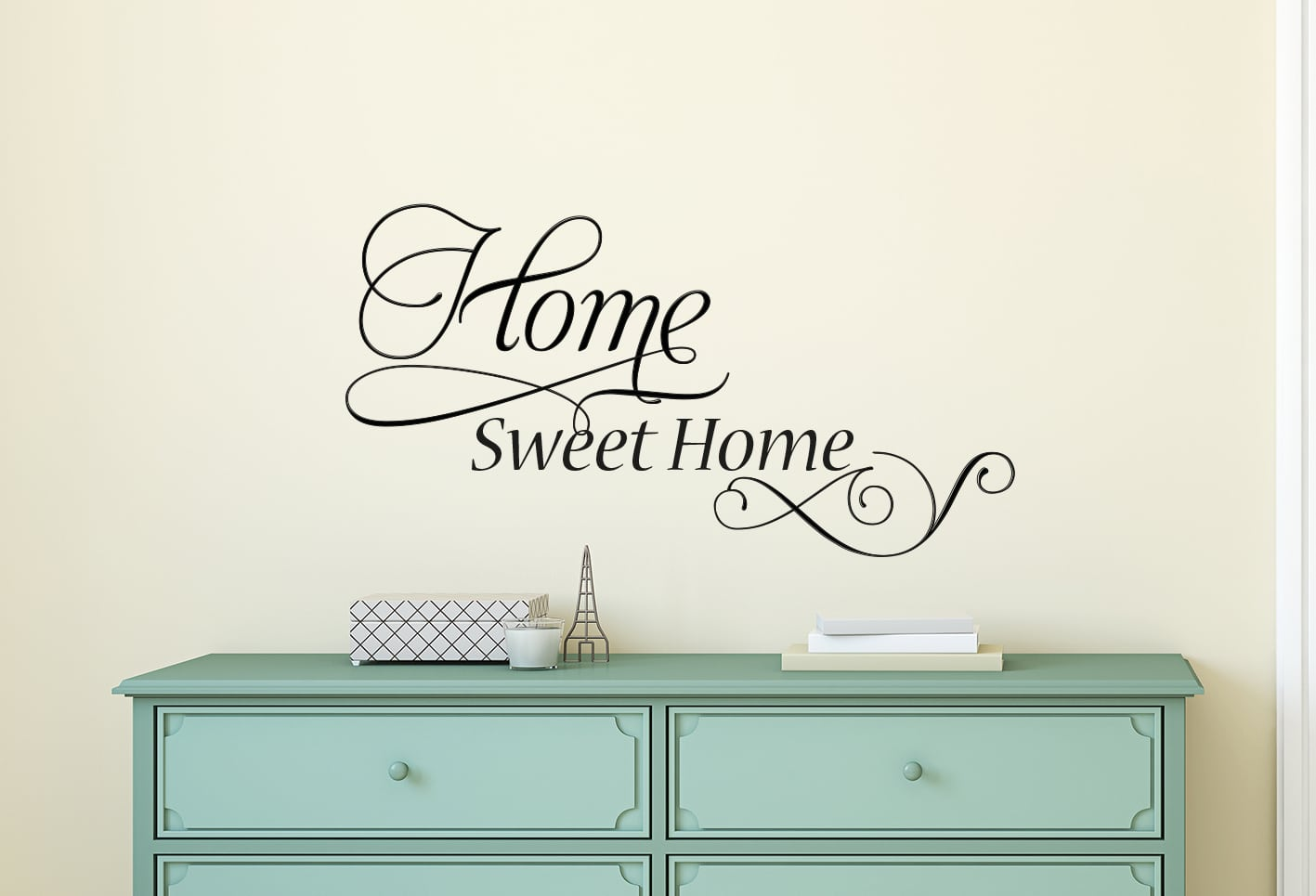 Home Sweet Home Wall Decal Part 48