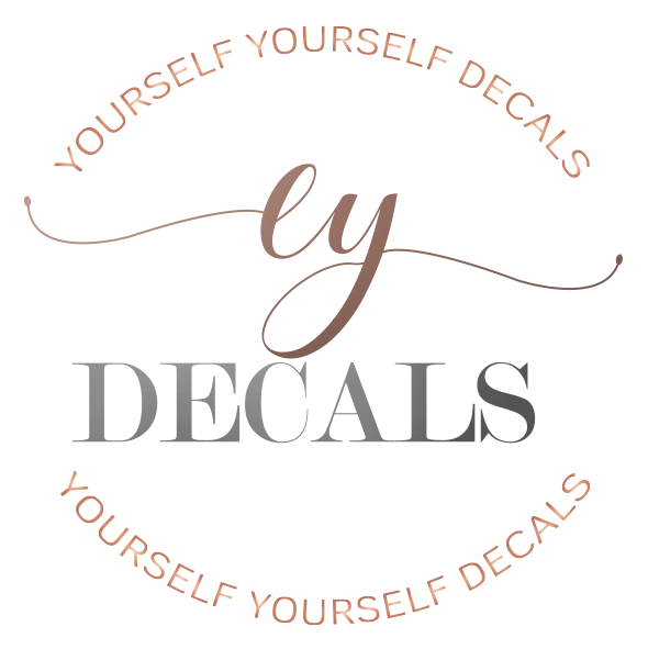 wall decals | wall stickers |  wall quotes | Express Yourself Decals